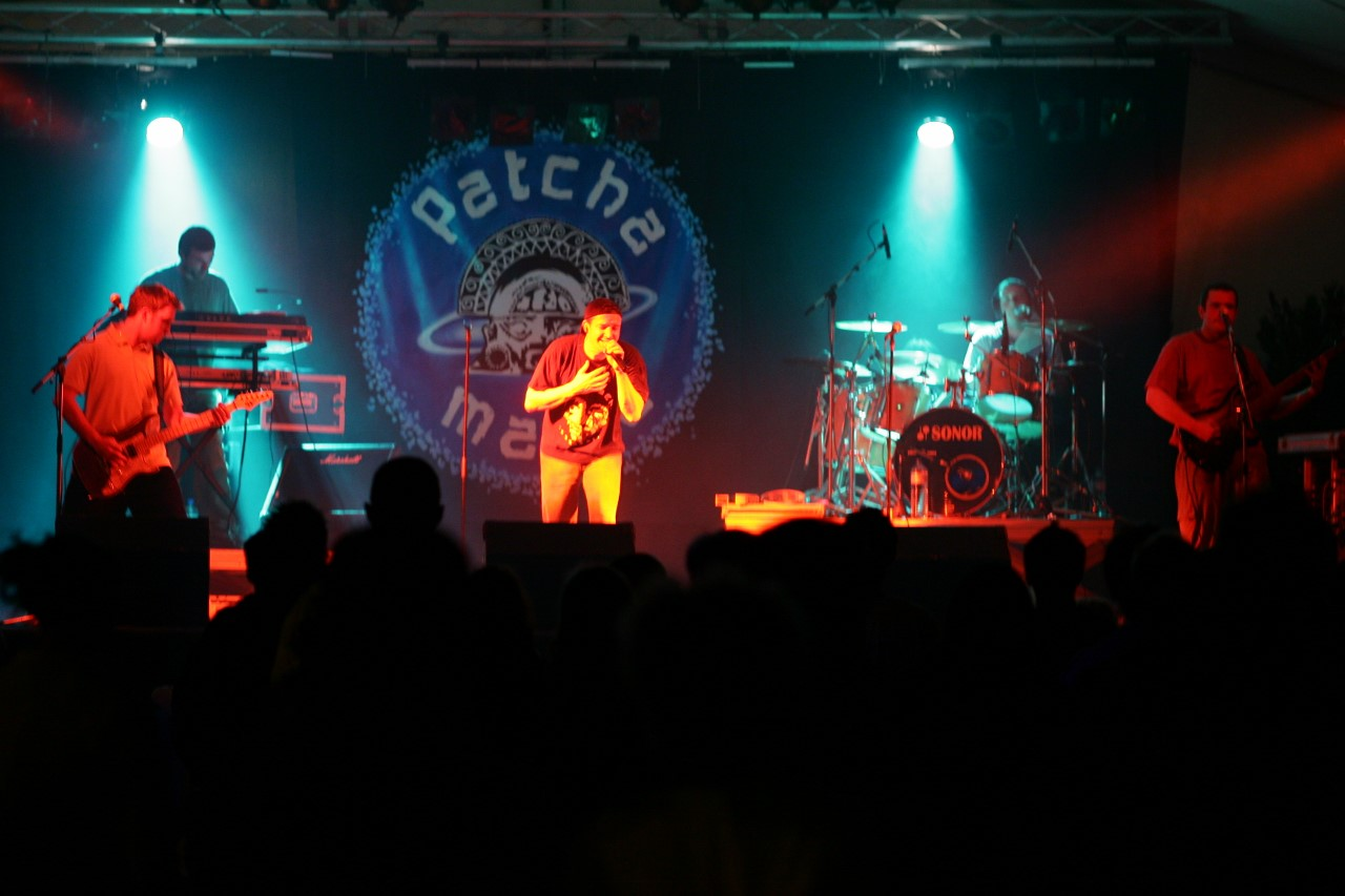 Orchestre Patcha Mama Anglet Chambre d'Amour