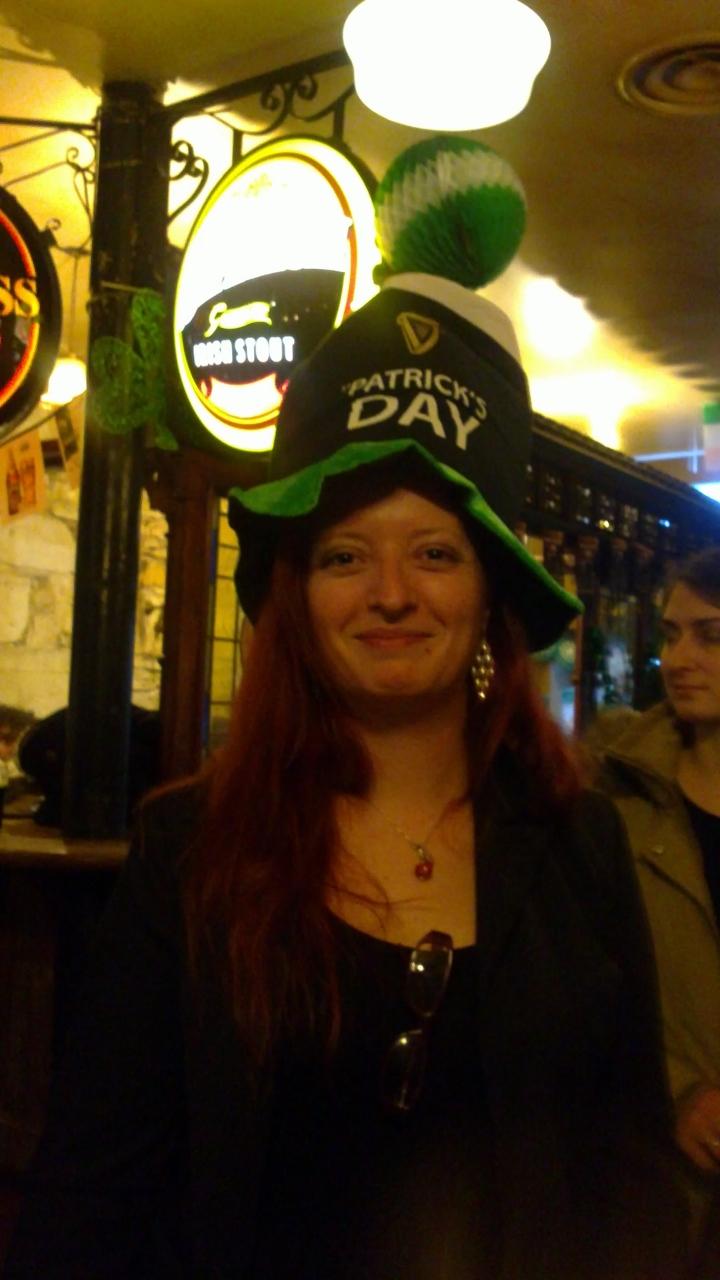 Fête de la Saint Patrick Katie Dayli's Bayonne